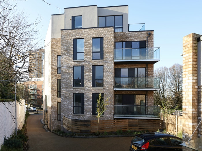 Thumbnail image of Horn Lane, Acton W3 project