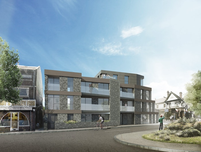 Thumbnail image of Leighton Road, West Ealing W13 project