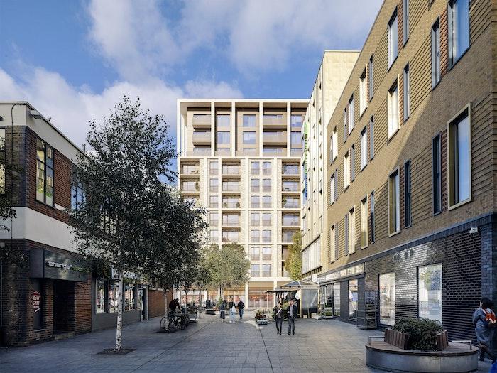 Thumbnail image of Uxbridge Road, West Ealing W13 project