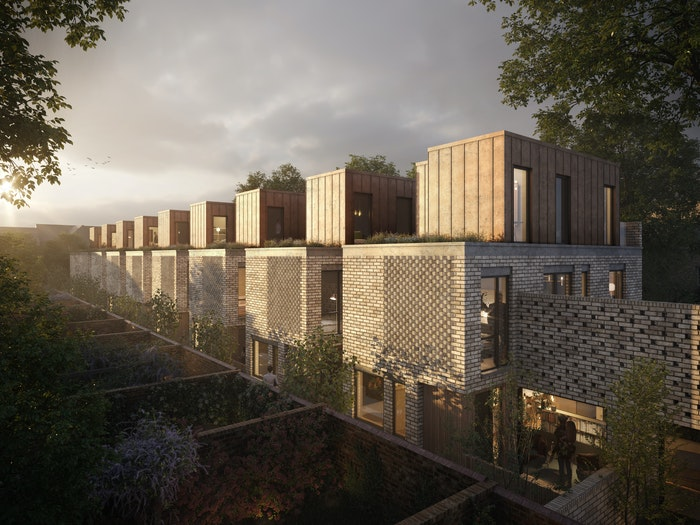 Thumbnail image of Boston Road, W7 project