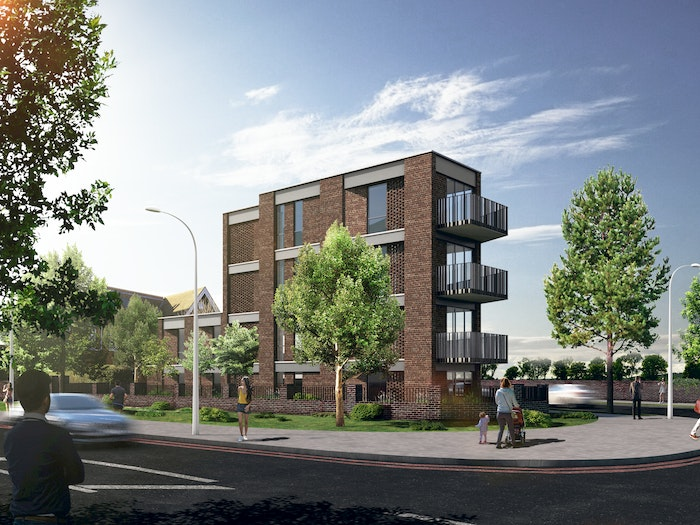 Thumbnail image of Gunnersbury Avenue, W5 project