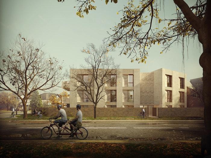 Thumbnail image of Gunnersbury Drive, W5 project