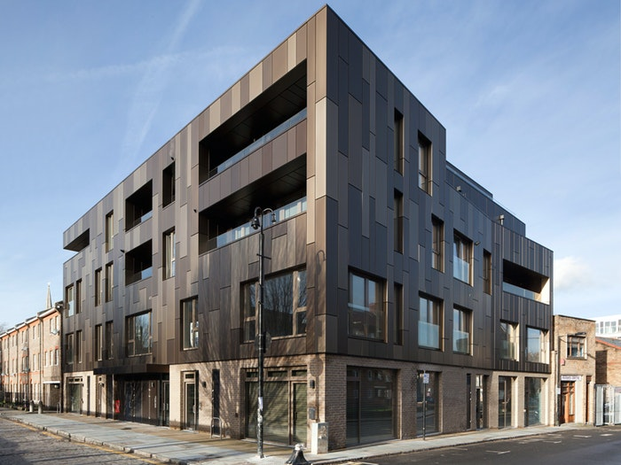 Thumbnail image of Heneage Street, Spitalfields E1 project