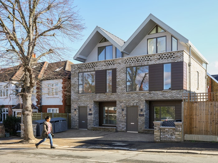 Thumbnail image of Mount Pleasant Road, W5 project