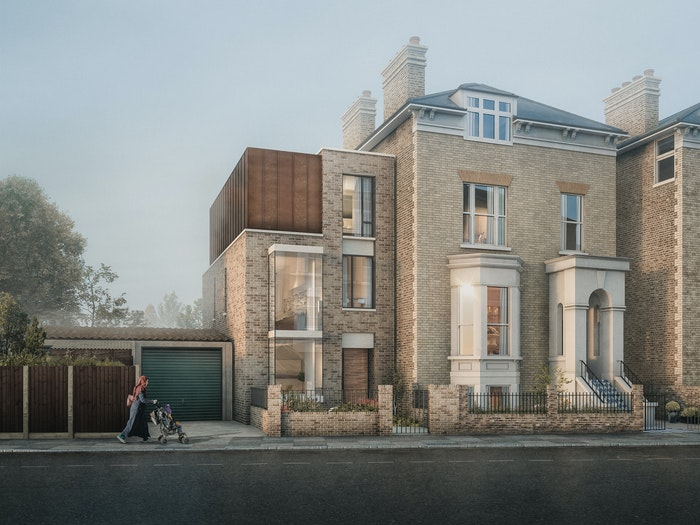 Thumbnail image of Richmond Road, W5 project
