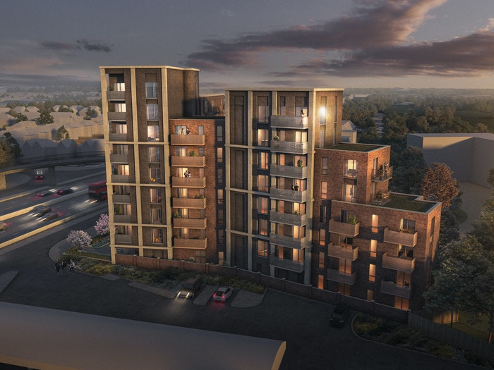 Thumbnail image of Western Avenue, UB6 project